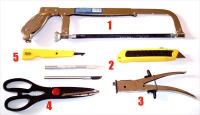 Resultado de imagen para herramientas de corte manual